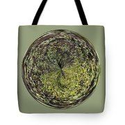 Marsh Orb Tote Bag