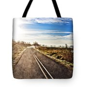 Marsh Road Tote Bag