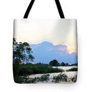 Marsh-set Tote Bag