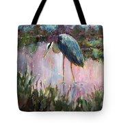 Marsh Time Tote Bag