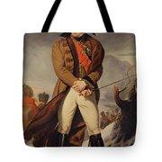 Marshal Michel Ney 1769-1815 Duke Of Elchingen Oil On Canvas Tote Bag