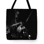 Marshall Allen Plays Strings  Tote Bag