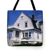 Marshall Point Keepers House Tote Bag