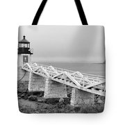 Marshall Point Lighthouse 2937 Tote Bag