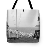 Marshall Point Lighthouse 2963 Tote Bag