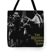 Marshall Tucker At Winterland 1976 Tote Bag
