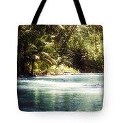Martha Brae River Tote Bag