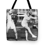 Martha Sleeper Winds Up Tote Bag