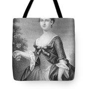 Martha Washington (1732-1801) Tote Bag