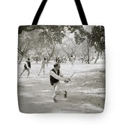Martial Art Tote Bag