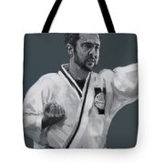 Martial Willie Tote Bag