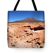 Martian Landscapes On Earth Tote Bag