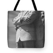 Martin Luther King Jr. Memorial - Washington D.c. Tote Bag by Mike McGlothlen