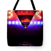 Martini Bar Tote Bag