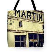 Martins General Store Tote Bag