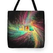 Marucii 237-03-13 Abstraction Tote Bag