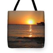 Marvelous Gulfcoast Sunset Tote Bag