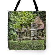 Mary Dells House Tote Bag by Heather Applegate