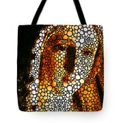 Mary - Holy Mother By Sharon Cummings Tote Bag