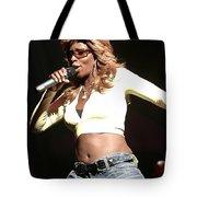 Mary J. Blige Tote Bag