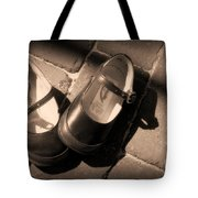 Mary Janes Tote Bag
