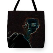 Mary Magdalene Sees The Empty Tomb Of Jesus Tote Bag
