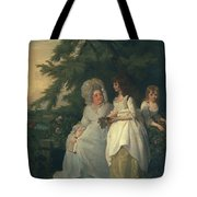 Mary Margaret Wood And Two Tote Bag