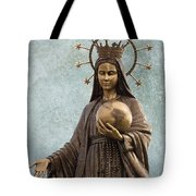 Mary Mother Of Jesus Tote Bag