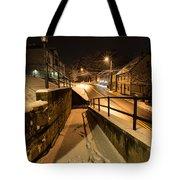 St Paul St Toward New Cut Tote Bag