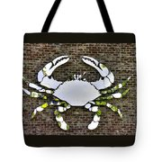 Maryland Country Roads - Camo Crabby 1a Tote Bag