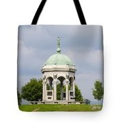 Maryland Monument - Antietam National Battlefield Tote Bag