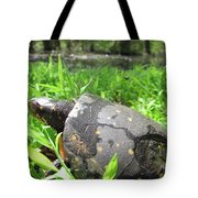 Maryland Spotted Turtle Tote Bag