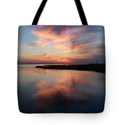 Maryland Sunset Tote Bag