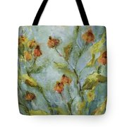 Mary's Garden Tote Bag