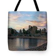 Mary's Lake  Tote Bag