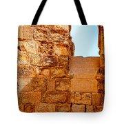 Masada Fortress Tote Bag