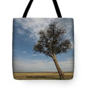 Masai Mara National Reserve Tote Bag