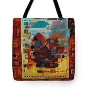 Maseed Maseed 8 Tote Bag