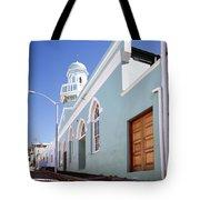 Masjid Boorhaanol Bo Kaap Tote Bag