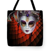 Mask 1 Tote Bag
