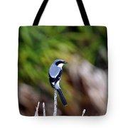 Masked Bird Tote Bag