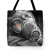 Masked Freedom Tote Bag