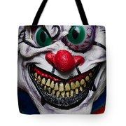 Masks Fright Night 6 Tote Bag