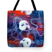 Masks V Tote Bag