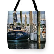 Masonboro Twins Tote Bag