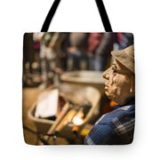Masquerade Farmer Tote Bag