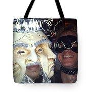 Masquerade Masked Frivolity Tote Bag