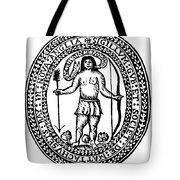 Massachusetts Bay Colonyseal, 1628 Tote Bag