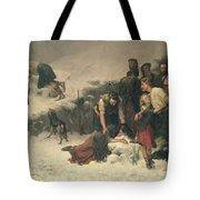 Massacre Of Glencoe, 1883-86 Tote Bag