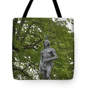 Massasoit Chief Of The Wampanoag Tribe Tote Bag